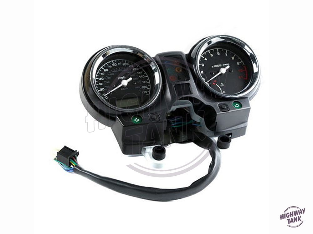 Motorcycle Gauges Speedometer Tachometer Speedo Motor Tacho Instrument clock case for HONDA Hornet900 CB900 CB919F 2002 2007