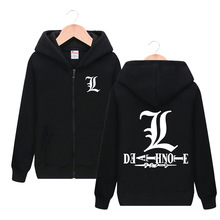 Buy death note l hoodie and get free shipping on AliExpress.com 8c73f2836