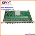 Оригинал Huaway 16 Порта GPFD Плата для MA5680T/MA5683T/MA5603T/MA5608T GPON OLT, с 16 SFP модули