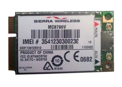 Pour Sierra sans fil MC8792V Mini Pcie HSUPA HSDPA 3G module quadri-bande WWAN WIFI Mini carte PCI-e