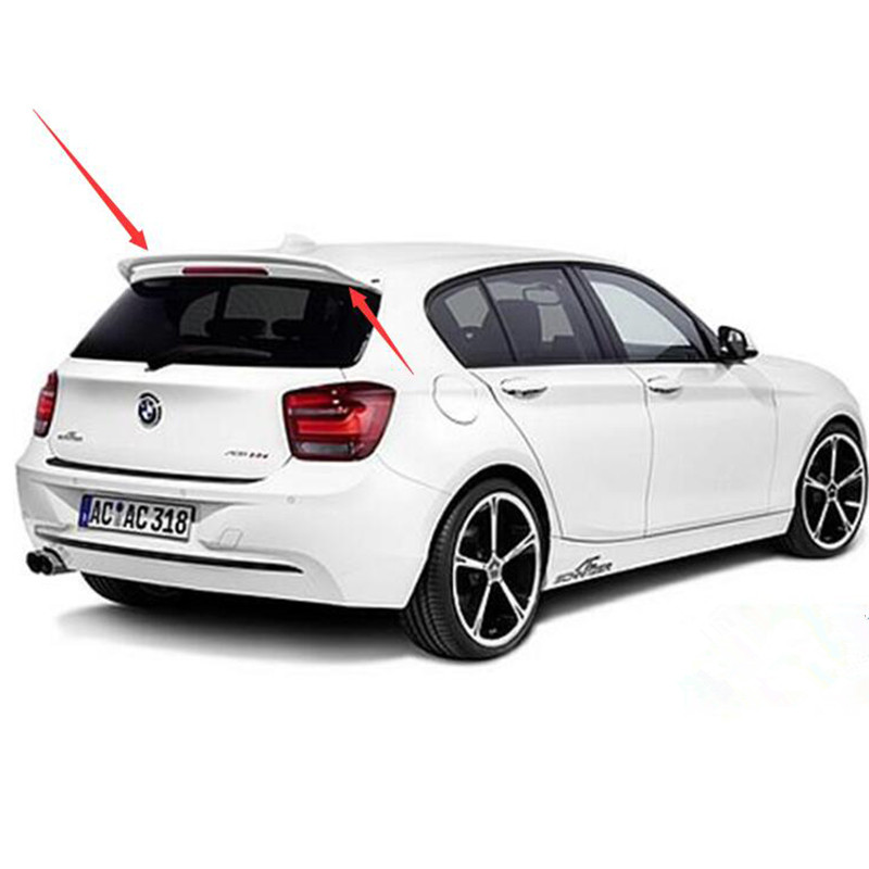 F20 118i 125i 116i Modified AC Style FRP Fiberglass Rear Luggage Compartment Spoiler Car Wing For BMW F20 2012~2016