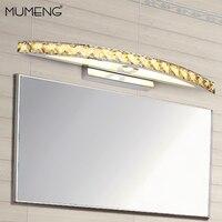 mumeng LED Bathroom Wall Lamp 15W Mirror Cabinet wandlamp Modern Wall Sconces 110V 220V Bedroom Living room aisle Light Fixture