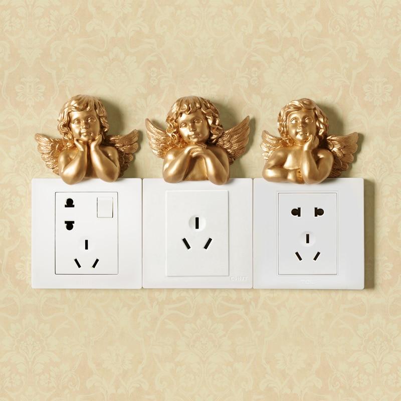 Evropské pryskyřičné spínače Dekorace Nástěnné závěsy - Dekorace interiéru - Fotografie 3