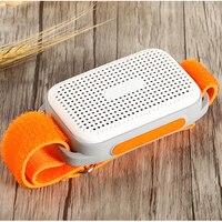KOYOT Super Bass Mini Portable Running Arm Belt Bluetooth Speaker Handsfree Wireless With Selfie Armband