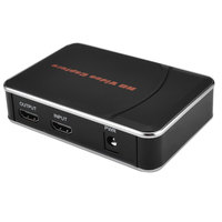 Ezcap280HB HD Video audio capture card, convert HDMI to HDMI+ Mic /USB Flash disk for game equipment, Xbox360,Wuii, PS4