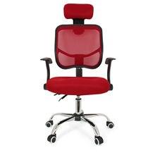 Регулировка высоты сиденья стол и Стул офисного компьютера chrome сетки сиденье проветрить
