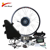 JS Electric Bike Kit 1000W 48V Motor Wheel 500W For Bicycle Hub Motor Ebike Bicicleta Electrica Motor Electric Bicycle MTB Bike
