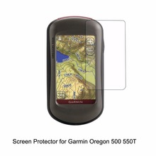 3* Clear LCD PET Film Anti-Scratch Screen Protector Cover for GPS Garmin Oregon 500 450 450t 550 550t 400t 400i 400c 400 300 200