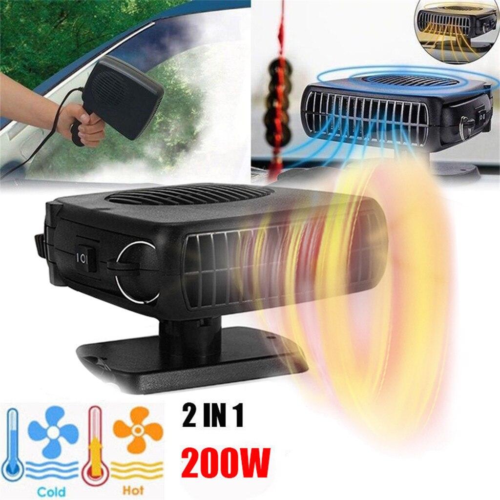 Heaters Heating 24 Yosoo 800W 2 Hole Car Electric Heater Defroster ...