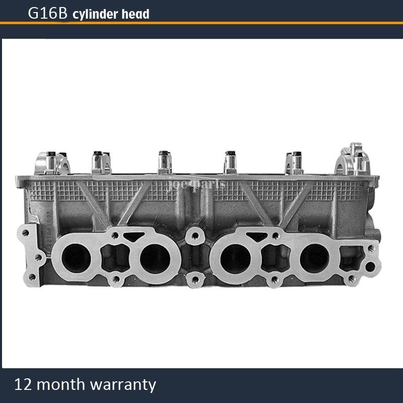 11110-57802 G16B головки цилиндров для Suzuki Baleno/Swift/escudo/Vitara/Sidekick/X-90/ достоинства/grand vitara/культа 1.6L 16 В 1989-