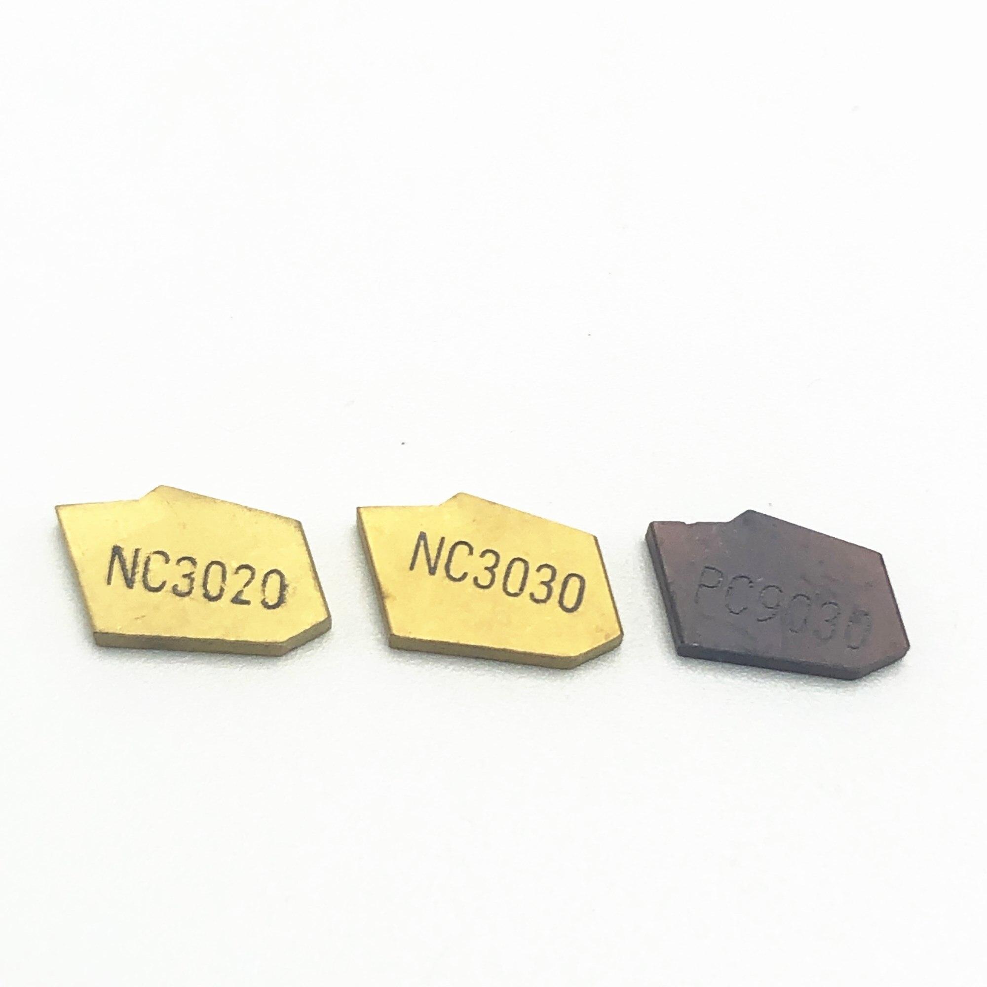 Купить с кэшбэком 2mm slotted blade SP200 NC3020 NC3030 PC9030 carbide insert CNC machine tools SP200 milling tool lathe tool grooving tool