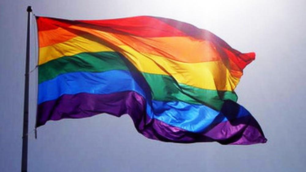 Xiangying 90 * 150cm lezbijka Gay Pride LGBT Rainbow Zastava za - Kućni dekor - Foto 2