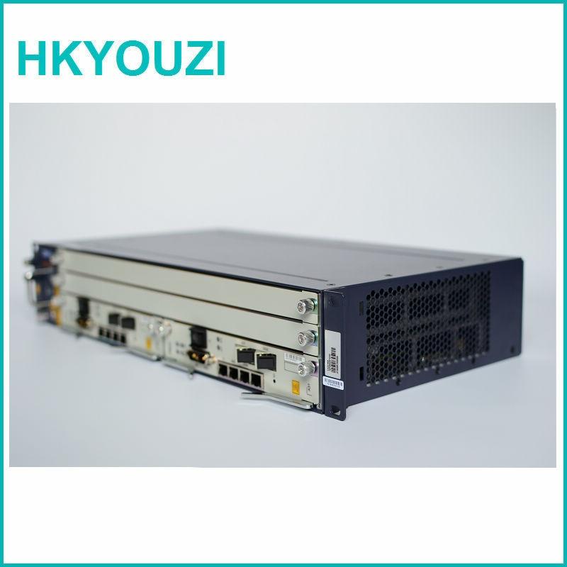 ZXA10 C320 OLT, SMXA / 3 kártya * 2PCS 2port 10G + 2port 1G felfelé - Kommunikációs berendezések - Fénykép 2