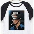 David Bowie moda é cego do vintage da moda t camisa