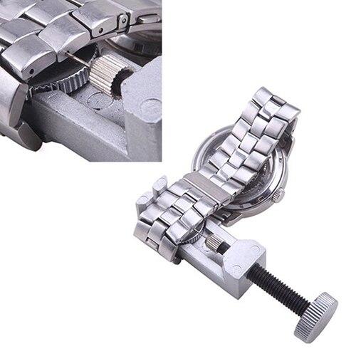Adjustable Metal Watch Band Strap Link Pin Remover Repair Tool Dismantling Kit Set