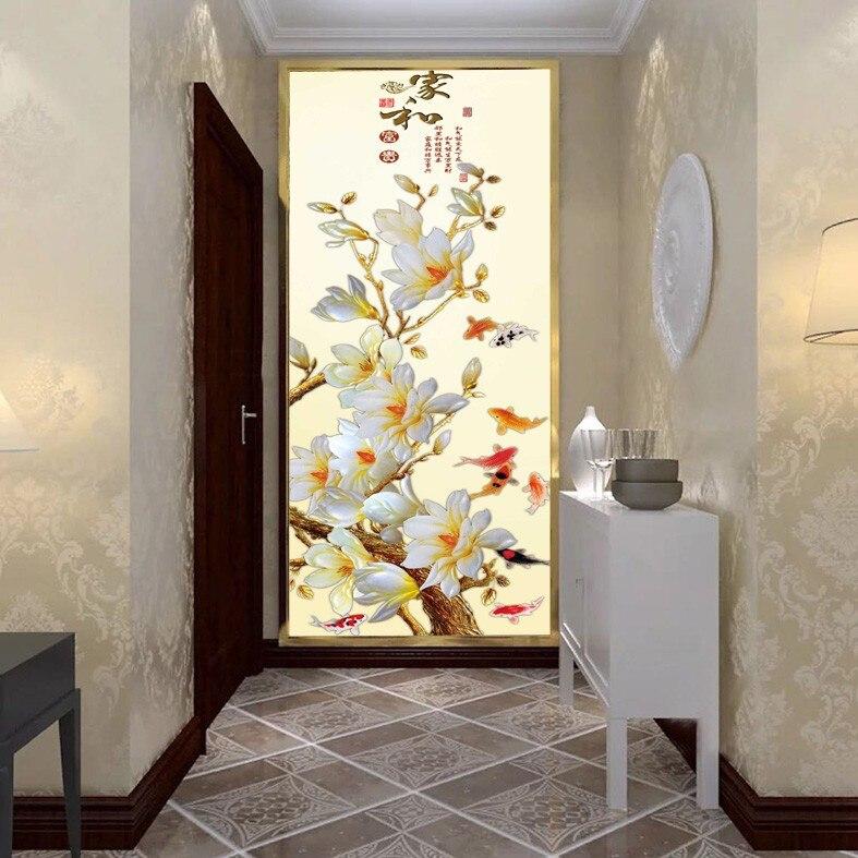 x cm puertas de armario correderas puerta pegatinas de papel de aluminio pegatinas de vidrio puerta