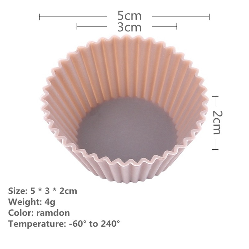 Mini Silicone Cup Cake Pan Mold Muffin Cupcake Form to Bake Kitchen Baking Tools for Cakes Free Shipping 3CM (2)