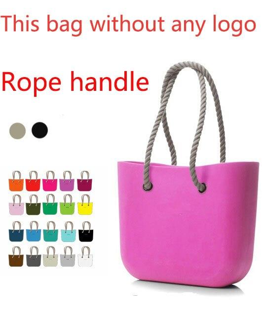 Aliexpress.com : Buy Fashion lady handbag,Nice silicone O rubber bag ...