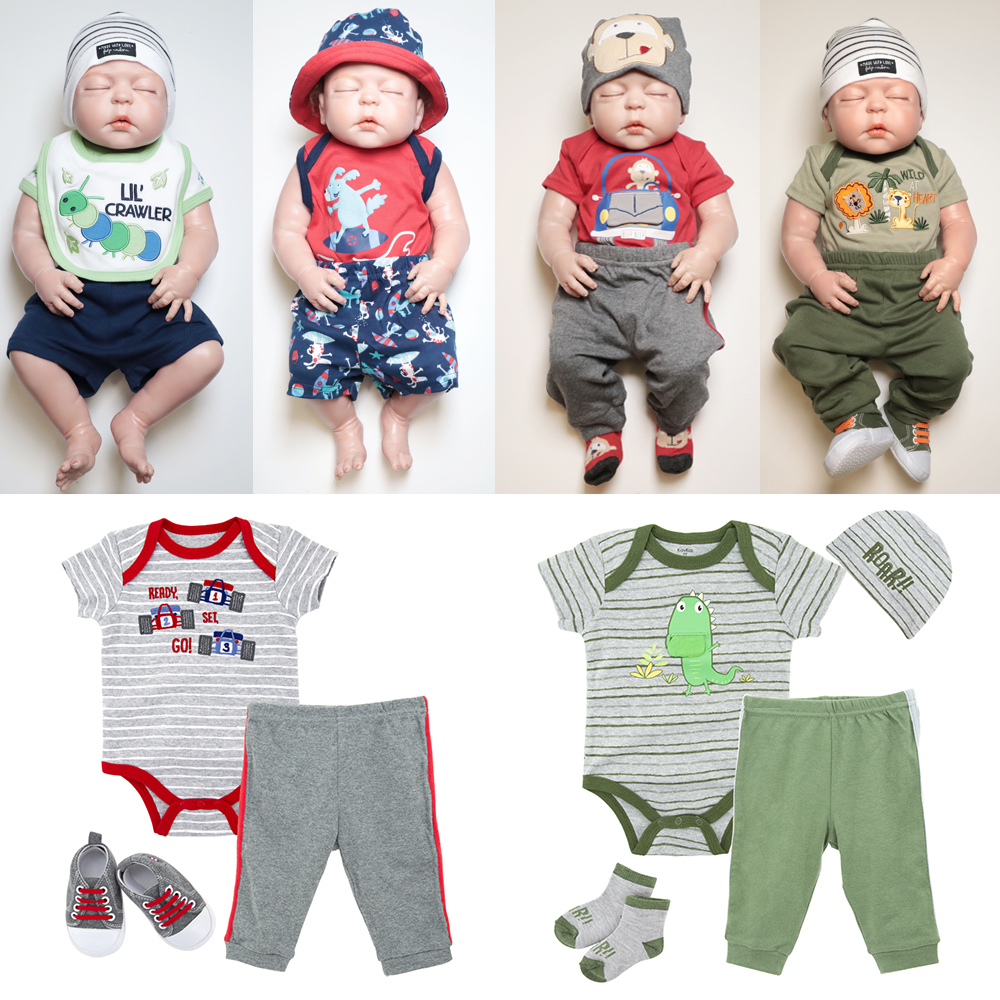 Verano de manga corta ropa de bebé niño bordado de algodón de dibujos  animados de bebé f7d8e796b87