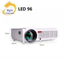 3D проектор для домашнего кинотеатра, 1280x800 Full HD 1080P BT96 HDMI USB Vs M5