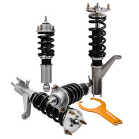 Full Coilover Suspension For Honda Civic EM2 2001 2005 Kit fit DC5 EP3 FIT Acura RSX