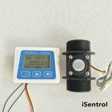 Medidor de flujo Digital US211M Lite USN HS121TA 5 200L/min, lector de flujo Compatible con todos nuestros efectos hall, sensorn Saie