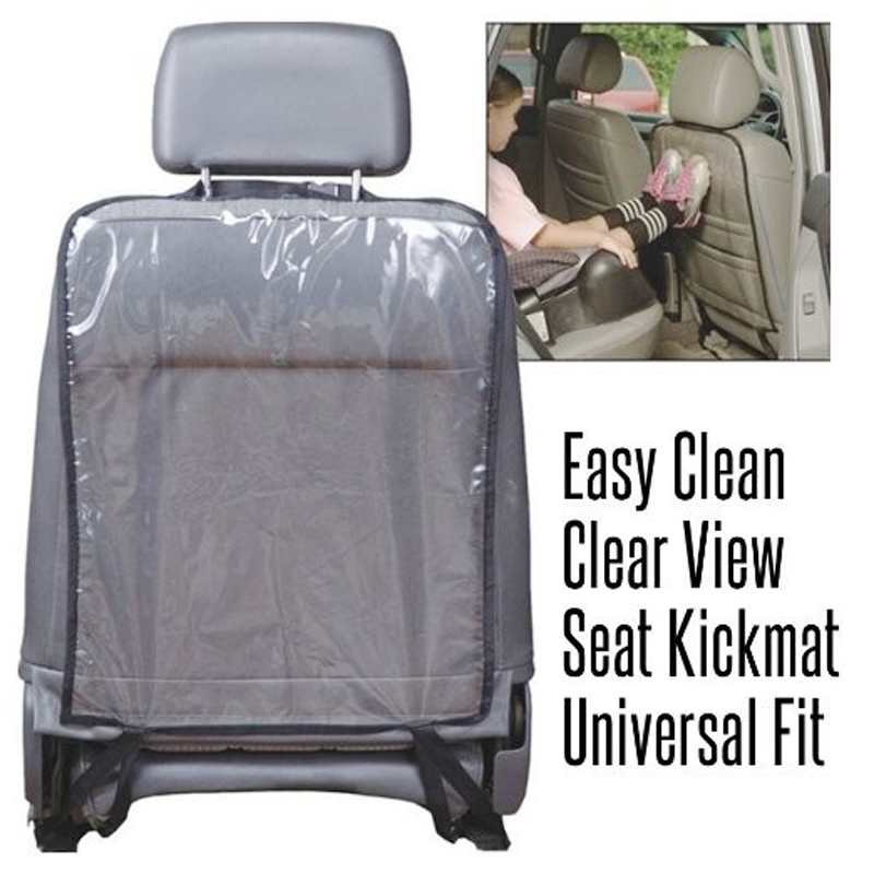 Car styling Car seat cover Auto Seat Back Protector Cover Backseat For Children Babies Kick Mat Protects from Mud Dirt