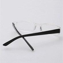 Elegant Reading Glasses Ultralight Eyebrows Hyperopia Glasses Resin Anti-fatigue Lense Men Women  Reading Eyewear Eyeglass 2.5