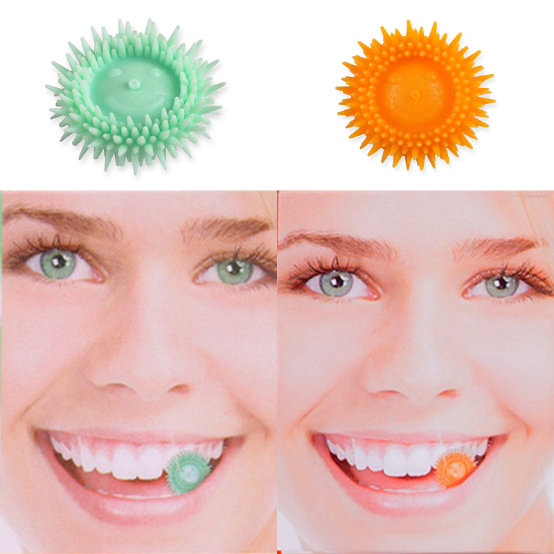 6pcs/pack Mini Carry Chewing Type Toothbrush Mint Flavor Portable Disposable Saving Time No Water toothpaste For Traveling