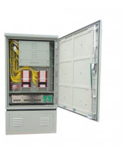 Fiber Optical Distribution Cabinet Optic Fiber Cross Connection Cabinet
