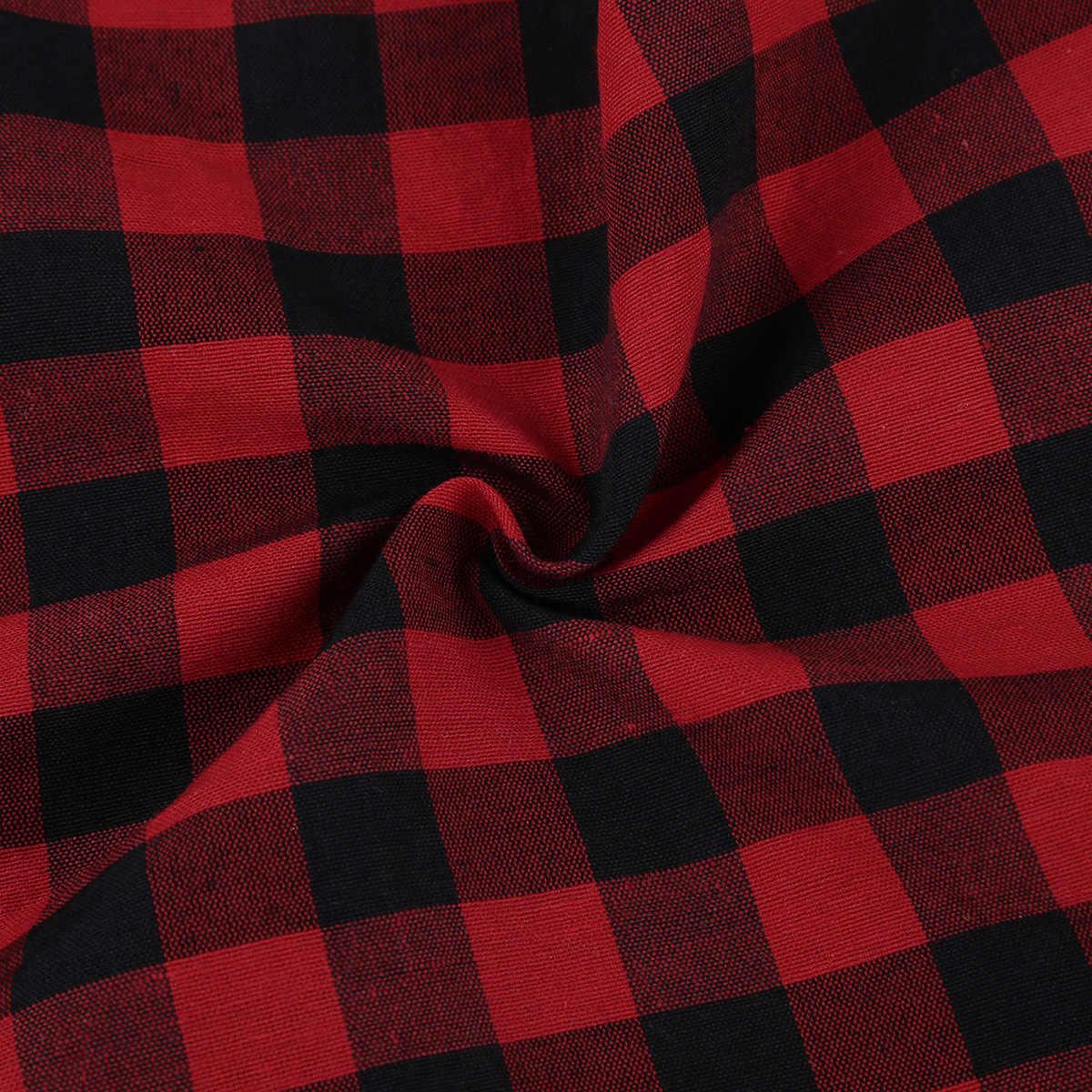 YiZYiF Sexy vrouwen Smokin 'Hot Deep V Plunge Open Voorzijde Plaid Tie Top Bolero Crop Top Schouderophalen Overhemd