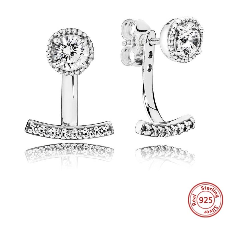 Perfect Charm logo Ryté stříbro 925 náušnice dámské Abstract Elegance Drops  Náušnice přívěsky 989371c2eb2