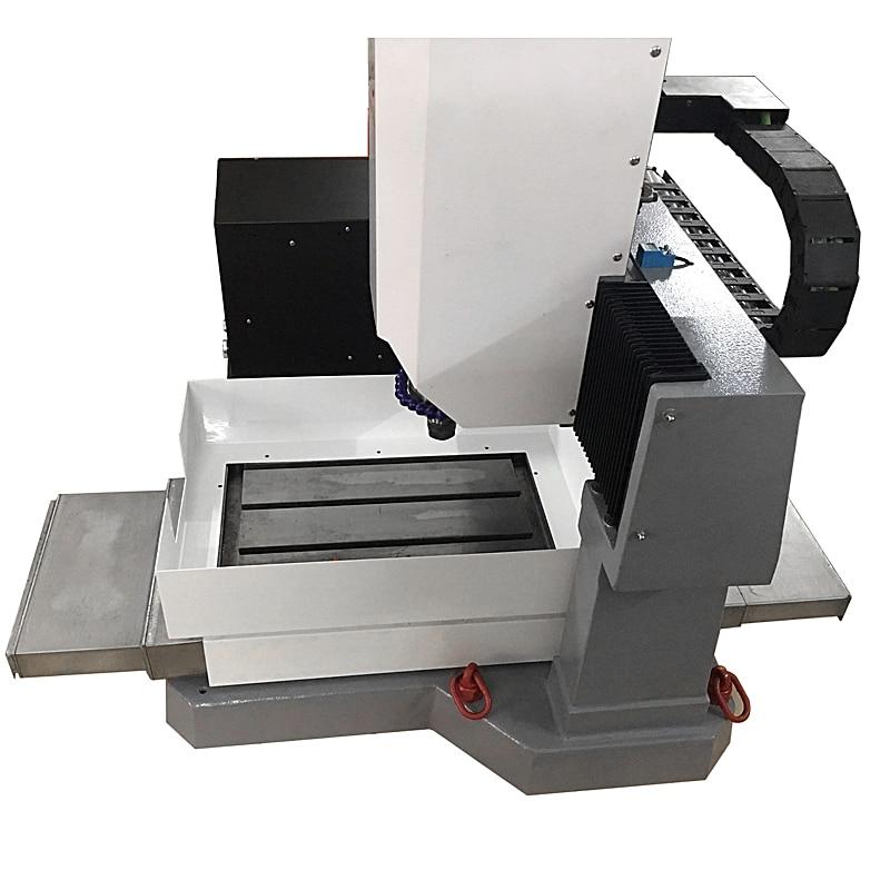 LY CNC 3040 cast iron servo motor 3 axis off line control (3)