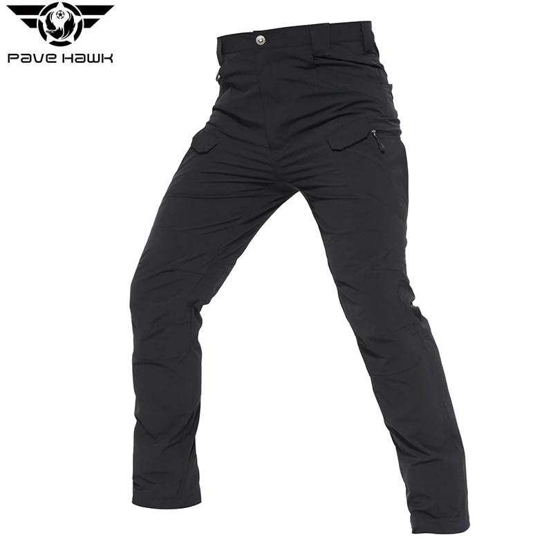 Pantalones Tacticos Urbanos Para Hombre Pantalones Secos Rapidos De Tela Elastica Multiusos Impermeables Largos Militares Pantalones De Senderismo Aliexpress