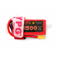 GARTT YPG 4S 14.8V 1500mah 70C LIPO For QAV250 210 FPV Drone RC Mini race Drone Multirotor Helicopter strong power Battery