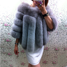 Short Fox Fur Real