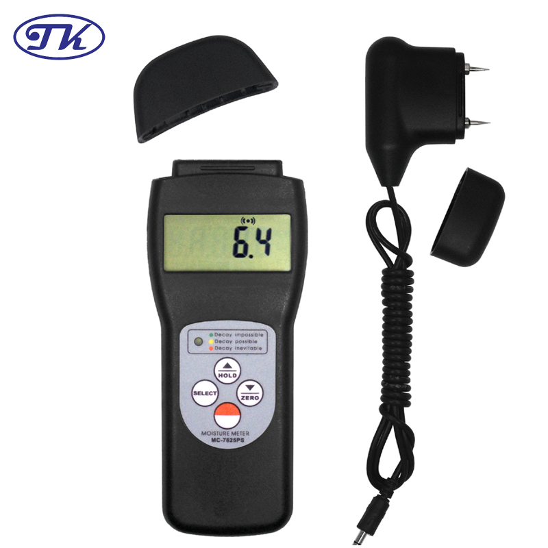 Landtek mc7825ps digital portable inductive pins wood moisture meter landtek mc7825ps digital portable inductive pins wood moisture meter tester scanner 80 in moisture meters from tools on aliexpress alibaba group ccuart Choice Image