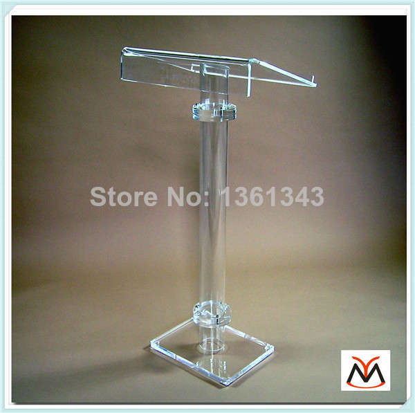 Hot Selling/Transparent Acrylic Lectern