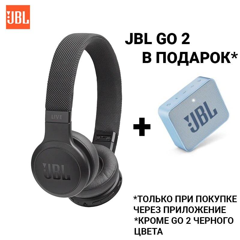 Headphones JBL LIVE 400BT jbl live 400bt red