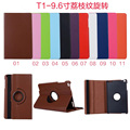 For Huawei Honor Note T1 10 T1-A21W T1-A21L T1-A23W/L 360 Degree Rotating Litchi Folio Stand PU Leather Cover Rotatable Case