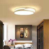 Современные светодиодные Панель свет для класса комнаты Led Luminaria чтения работы освещения бар светодиодные лампы Потолочные Обеденная свето
