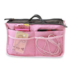 Fashion 2016 Make Up Organizer Bag Women Men Casual Travel Bag Multi Functional Cosmetic Bags Storage Bag In Bag Makeup Handbag