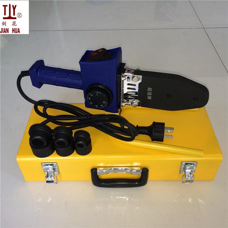 plastic pipe welder luxury fuser PPR 20-32mm melt machine thermostat with switch plastic welder [ericsson] ppr headed ho melt copper union ppr union ppr fittings ppr pipe fittings