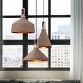 Северные стиле лофт дерева веревку Industrail старинные подвесные светильники светильники для столовой из светодиодов висит лампа внутреннего освещения Lamparas