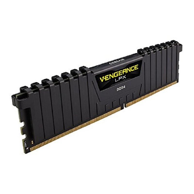 CORSAIR Single <font><b>32GB</b></font> 2666Mhz Vengeance LPX <font><b>RAM</b></font> <font><b>DDR4</b></font> PC4 Module Desktop <font><b>RAM</b></font> Memory DIMM for Intel 200 Series Motherboards image
