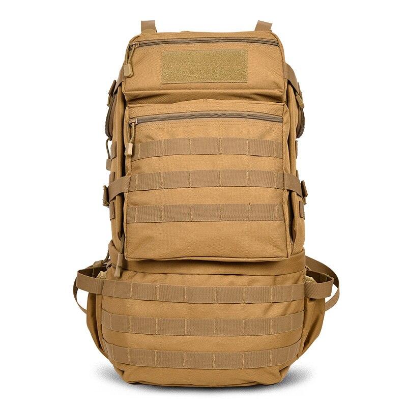 trekking caminhadas mochila de viagem bolsa militar hombre