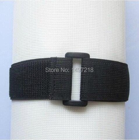 fivela bagagem de bagagem elastica nylon com fivela