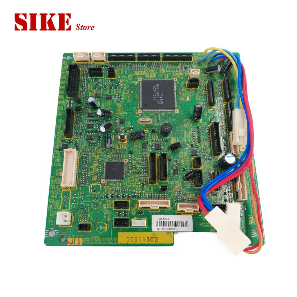 RM1-6638 RM1-6795 DC Control PC Board Use For HP CP5525n CP5525dn M750 5525 5525dn DC Controller Board rg5 3517 dc control pc board use for hp 5000 hp5000 dc controller board