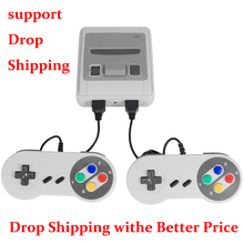 621 Games Childhood Retro Mini Classic 4K TV AV/HDMI 8 Bit Video Game Console Handheld Gaming Player with 2 Pad Promotion