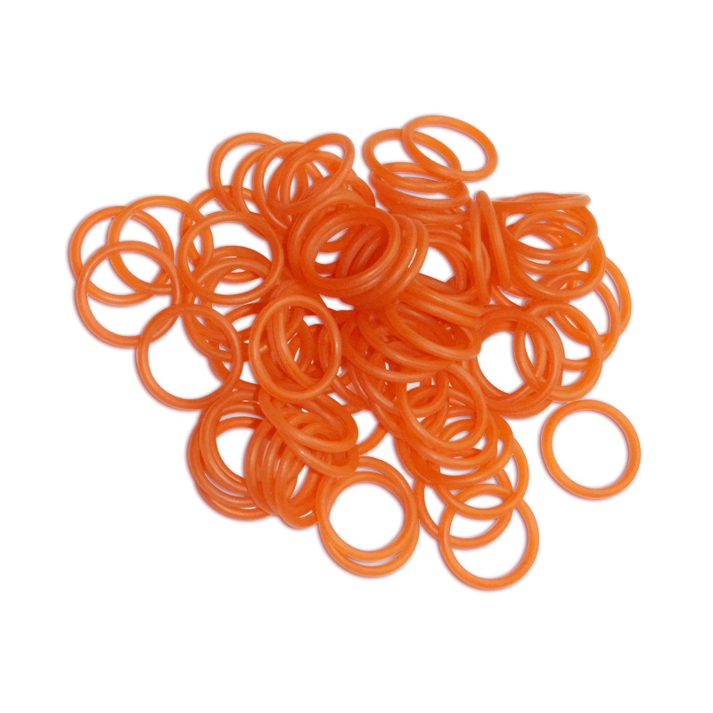 New Polyurethane O Ring 50PCS & 100PCS CO2/HPA/AIR Paintball Tank (AS568-015/RED) Free Shipping